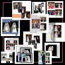 Custom Wedding Album Wedding Album Templates Create Custom Wedding Photo Books