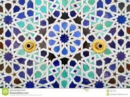 Morocco Design by Morocco Detail Of Fountain Rabat Royalty Free Stock Photo
