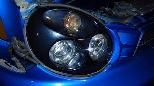 subaru sti 02 jdm subaru impreza wrx front sti conversion prodrive headlight