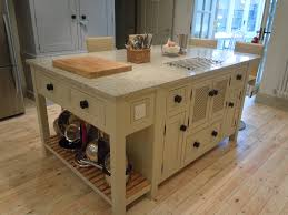 freestanding kitchen furniture freestanding kitchen island unit