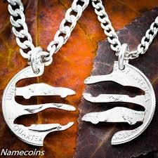 couples necklace images Race car couples necklace nascar racing namecoins jpg