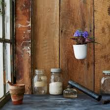 Mini Ceramic Hanging Planter On Food52