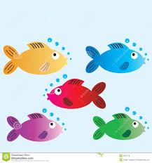 cartoon fish royalty free stock photos image 9527278