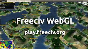 World Map Game Freeciv Web Open Source Turn Based Strategy Game