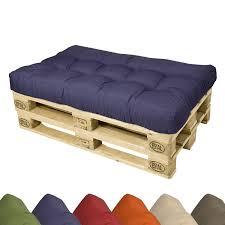 assise pour canapé coussins pour canape palette coussin pour assise banquette