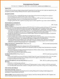 Example Of Resume For Human Resource Position by 12 Examples Of Human Resources Resumes Resume Reference