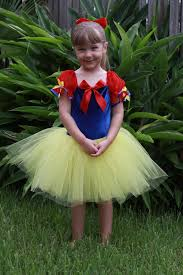 Halloween Costumes Snow White Snow White Inspired Custom Halloween Costume Tutu 36 99 Disney