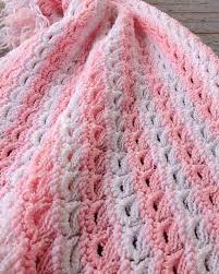broomstick knitting broomstick lace baby afghan crochet pattern maggie s crochet
