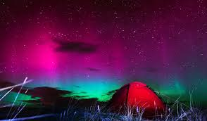 where to stay to see the northern lights best places to see the northern lights in scotland