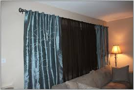 Blue And Brown Curtains Light Blue And Brown Curtains Blue Brown Curtains Living Room