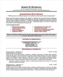 journeyman electrician resume exles journeyman electrician resume exles journeyman plumbers resume