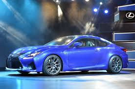 lexus coupe 2014 2015 lexus rc f detroit 2014 photo gallery autoblog
