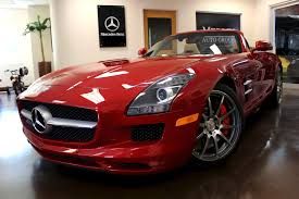 used 2012 mercedes benz sls stock p3669 ultra luxury car from