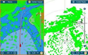 Doppler Radar Map Testing Furuno Drs4d Nxt Solid State Doppler Radome