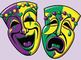 madi gras masks mardi gras masks sacred heart