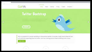 free template for website with login page genius dashboard bootstrap admin template gotya free bootstrap theme