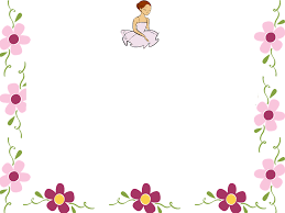 flowers border template clipart library clip art library