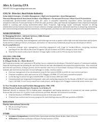 Real Estate Resume Templates Real Estate Resume Licensed Realtor Professional Property