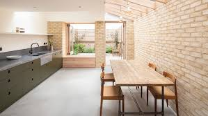 kitchen cabinets wall extension oliver leech architects adds new kitchen in vestry road