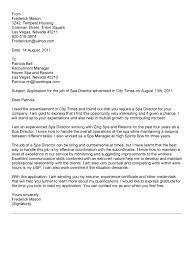 sle cover letter for director position 28 images