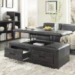 black coffee table with storage black coffee table storage home design and decorating ideas with