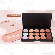 color concealer concealer palette brighten skin tone dark circles acne spot