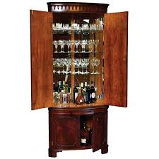 Mirrored Bar Cabinet Antique Mirror Bar Cabinet Elsa Mirrored Bar Cabinet Harper Blvd