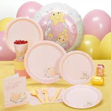 photo baby shower cakes for girls image
