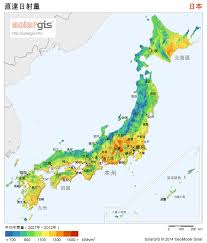 Map Japan Download Free Solar Resource Maps Solargis