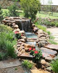 5 water features that create a soothing backyard environment
