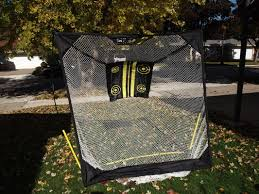 Backyard Golf Practice Net Sklz Quickster Range Net And Glide Pad Igolfreviews
