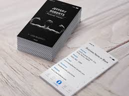 Fitness Business Card Template Customizable Creative And Unique Bodybuilder Personal Trainer