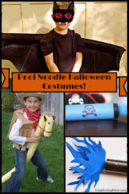 Looking For Halloween Costumes Pool Noodle Halloween Costumes