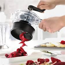 schneidemaschine küche aliexpress ttlife 4 in 1 einstellbare spiralschneider reibe