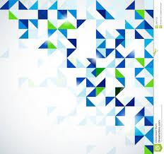 blue green modern geometric design template royalty free stock