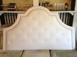 elegant tufted upholstered headboard home ideas collection image of tufted upholstered headboard shapes