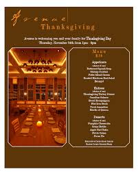 what are these top n j restaurants planning for thanksgiving dinner