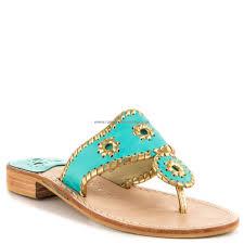 carib bl gld jack rogers nantucket gold sandals 100 genuine
