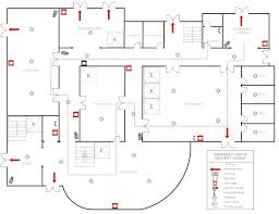 evacuation floor plan template essentials 3d floor plan 8134 design pinterest hospital