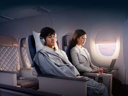 american delta premium economy show airlines have changed