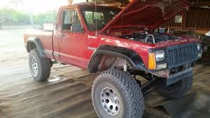 1986 jeep comanche lifted 91 jeep comanche 6 long arm lift like new 35 bfg all terrains for