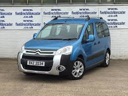 citroen berlingo used citroen berlingo multispace mpv 1 6 hdi xtr estate 5dr in