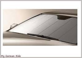 mercedes sun shade s class genuine mercedes windshield sun shade uvs 100t 07 13