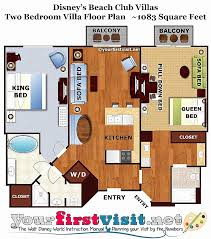 saratoga springs treehouse villas floor plan disney beach club villas floor plan lovely saratoga springs