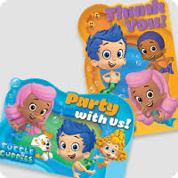 bubble guppies party ideas party supplies for toddlers