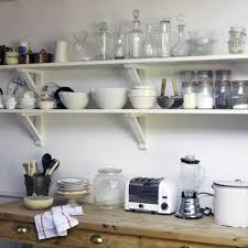 Open Kitchen Shelves Instead Of Cabinets by Kitchen Cabinet Shelf Ideas Video And Photos Madlonsbigbear Com
