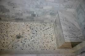 Bathroom Shower Floor Tile Ideas Awesome Pebble Bathroom Floor Tiles Tile Ideas Ideas Pebble Tile