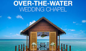 sandals jamaica wedding wedding packages at sandals south shore jamaica traveloni weddings