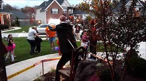 halloween animated prop scare prank 2013 youtube