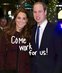 kate middleton u0026 prince william are looking for a discreet